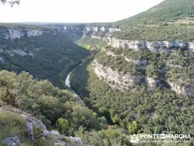 Cañones y nacimento del Ebro - Monte Hijedo;consejos senderismo;senderismo avila